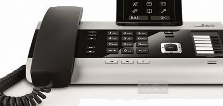 Gigaset DX800A all in one - fixed, IP and ISDN desktop phone [UK version] product image